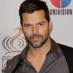 Télécharger gratuitement les sonneries Latin Ricky Martin.