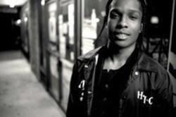 Télécharger gratuitement les sonneries Rap A$AP Rocky.