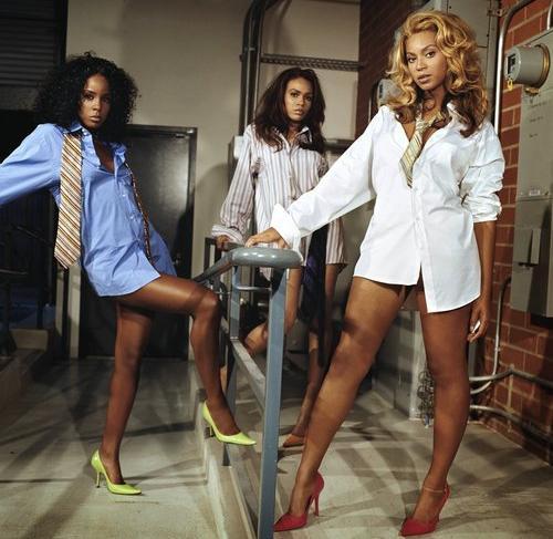 Télécharger gratuitement les sonneries R&b Destiny's Child.